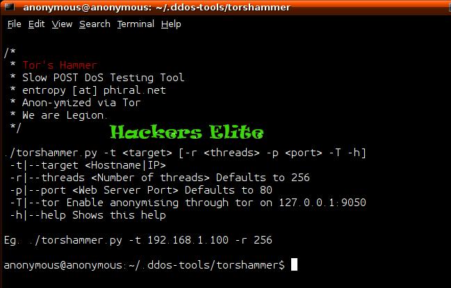 TOP 10 DDOS TOOLS – Computer/Tricks/Hacks/Cheats